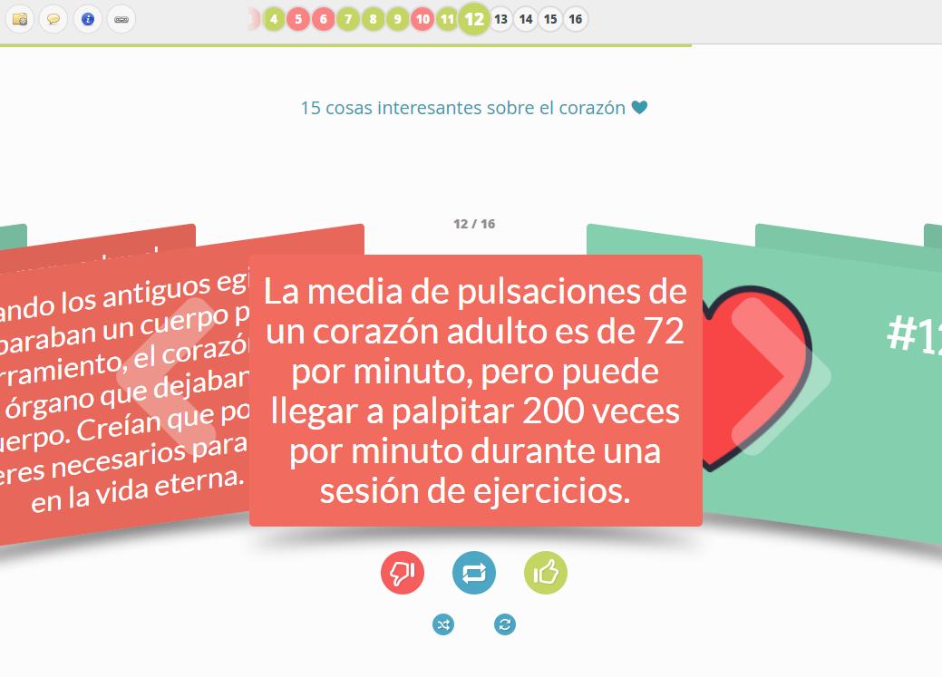 Fichas Visualización