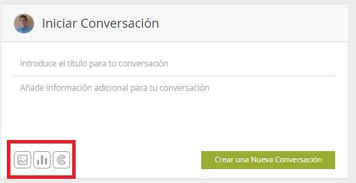 Conversaciones en Grupos