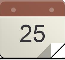 Calendario Planificación