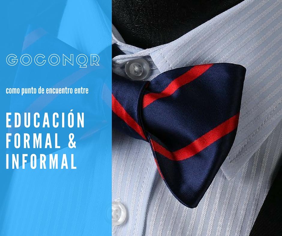 Educación Formal e Informal